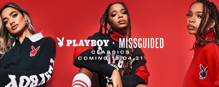 Introducing the Playboy x Missguided relaunch, your new, must-have streetwear looks!